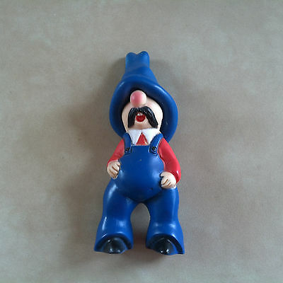 PAPPY PARKER- 1970s Marriott Corp Mascot~Fried Chicken~Advertising Figure Doll