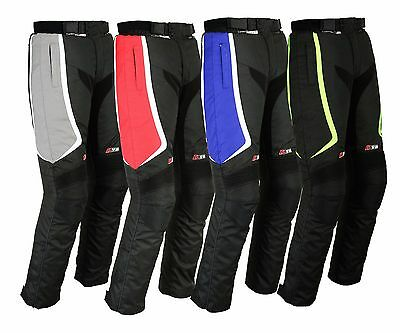 KYB Motorbike Motorcycle Trouser Trousers Armour Pant Waterproof Thermal Textile