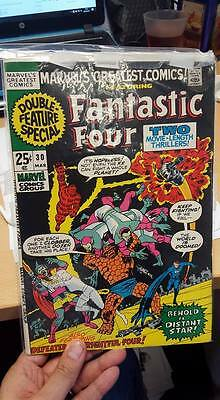 fantastic four 30 great condition