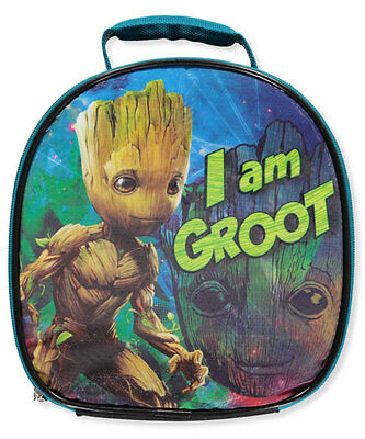 "Guardians of the Galaxy ""I Am Groot"" Insulated Lunchbox"