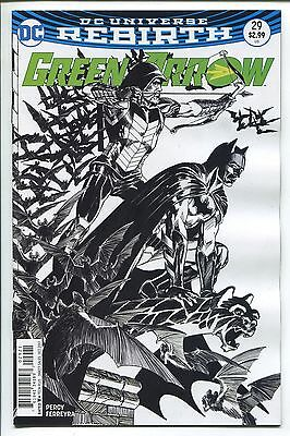 Green Arrow #29 - Mike Grell Variant Cover - Dc Comics/2017