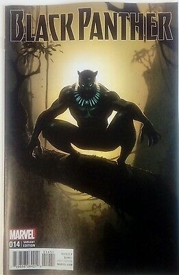 Black Panther #14 1:25 Robinson variant cover new NM