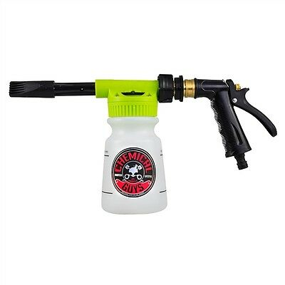Chemical Guys Torq Foam Blaster Car Wash Detailing Gun Works with hose canon New