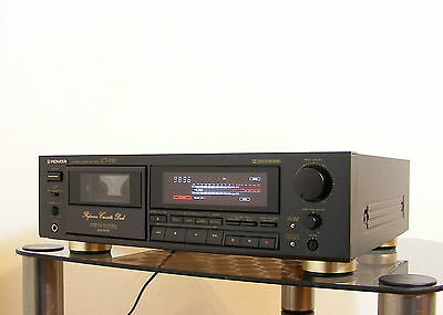 Pioneer CT-939 Reference Cassette Deck  neue Riemen / new belts Top Zustand!