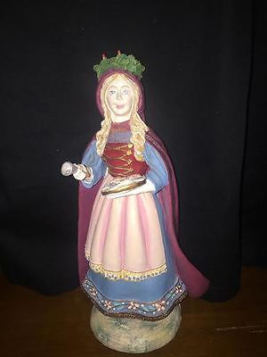 Duncan Royale St. Lucia History of Santa Series II 00366/10000 1985 Limited Ed