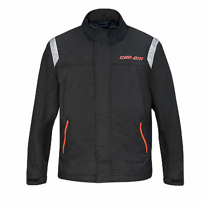 Can-Am Windproof Jacket - Black