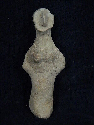Ancient Teracotta Mother Goddess Indus Valley 2000 BC   #SG4619