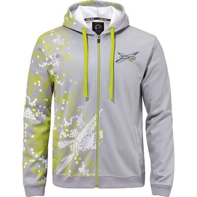 Can-Am Wild X-Team Hoodie - Gray