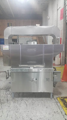 Hobart Model C-44 Conveyor Dishwasher Dishwashing Machine