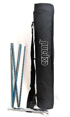 Trade Show Display Banner Stand with Nylon Travel Tube Display Storage Bag/Case