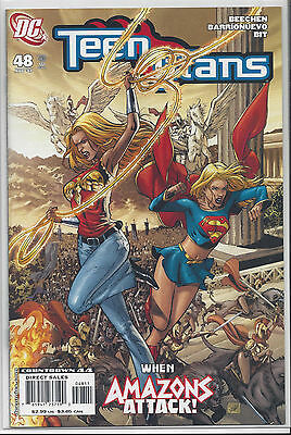 Teen Titans #48 Volume 3 Near Mint