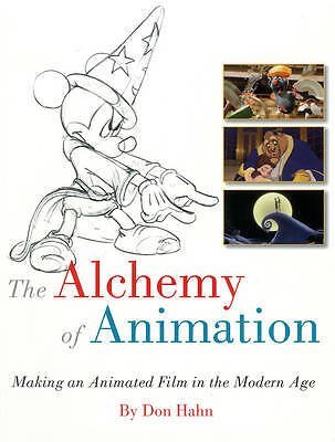 The Alchemy of Animation - FIRST EDITION