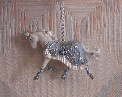 Trail Of The Painted Ponies Winter Ballet Christmas Ornament