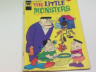 Whitman Comics THE LITTLE MONSTERS #27