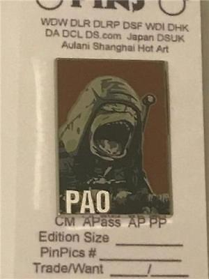 2016 Disney Star Wars: Rogue One Mystery Set- Pao Reveal Conceal Pin 118463