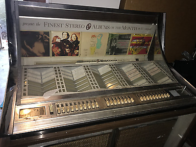 1962 Seeburg Console Jukebox. Only 5,500 Made! Best Offer!