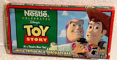 Nestle Celebrates Disney's Toy Story with Limited Edition Milk Chocolate Bar