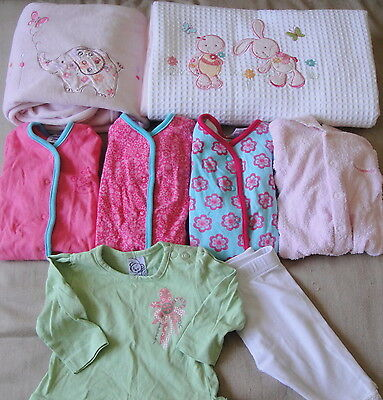 Bonds/Target Girls Mixed Clothing Lot Sizes NB & 000 **EXCELLENT CONDITION**
