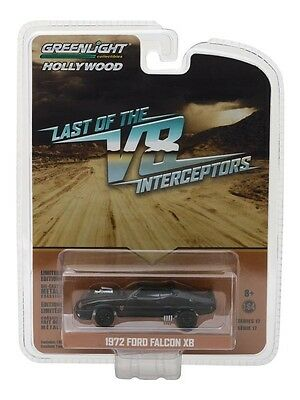 1:64 1972 Ford Falcon XB - Last of the V8 Interceptors - Mad Max #44770-A