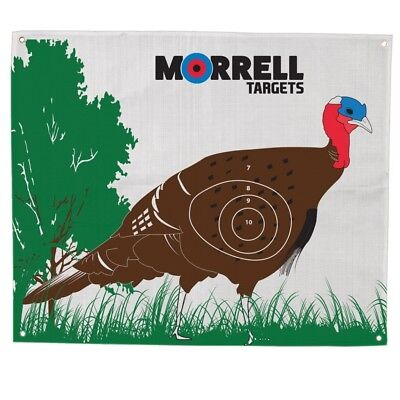 MORRELL #1 Eternity targets - Turkey Target Face