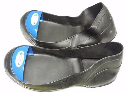 1 Pair Wilkuro Canada Safety Toes Shoe Covers Size X-Large (US 12 or 13) - Blue