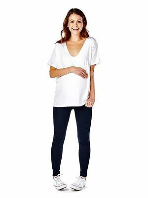 Hatch Collection maternity perfect vee tee