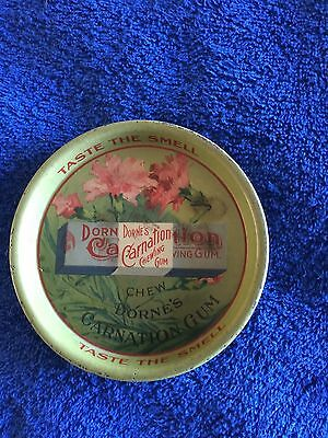 """Dorne's Carnation Chewing Gum Tip Tray!!"