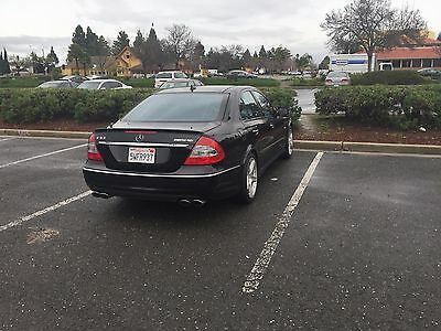 2008 Mercedes-Benz E-Class E63 AMG 2008 Mercedes E63 AMG with Performance Package