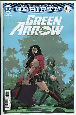 Green Arrow #27 - Mike Grell Variant Cover - Dc Comics/2017