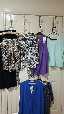 LADIES bulk clothing size  16 -some new with tag