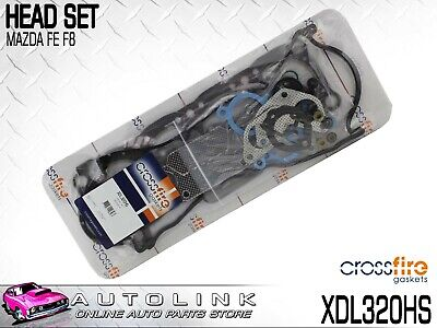 Crossfire Head Set Suit Mazda 929 Hb 2.0L 4Cyl 1984 - 6/1987 Xdl320Hs