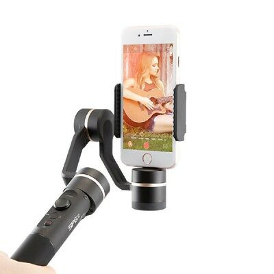 Feiyu SPG-c 3Axis Handheld Gimbal Stabilizer for Smartphone Action Camera iPhone