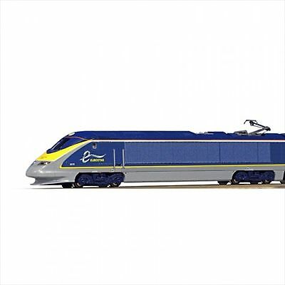 Kato 10-1297 Eurostar TM e300 (Eurostar New Color) Basic 8-Car Set N Gauge