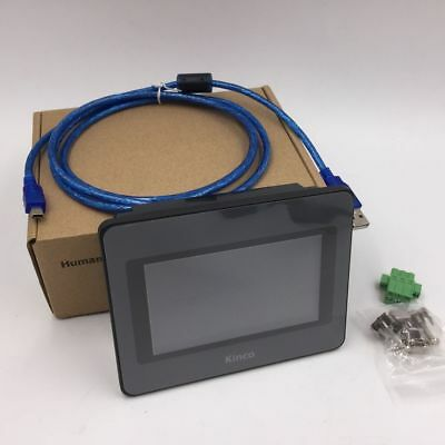 """Kinco 4.3"""" inch HMI Touch Screen Panel with programming Cable&Software MT4230TE"""