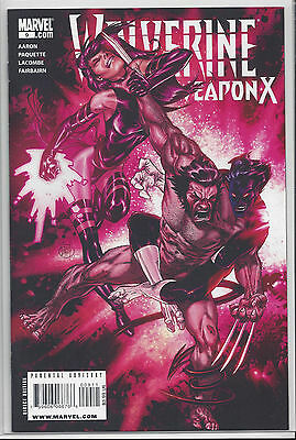 Wolverine Weapon X #9 Nm/mint : Send This Book To Cgc!