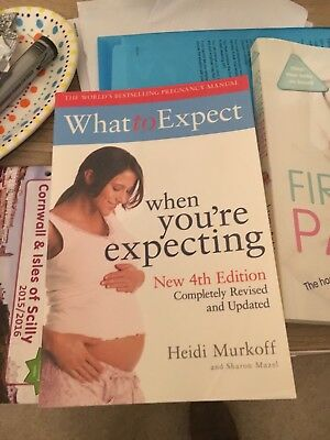 What To Expect When You're Expecting 4th Addition