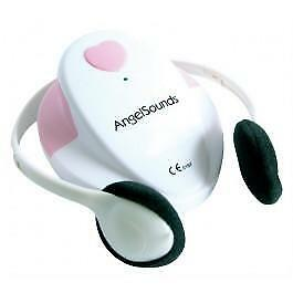 Angelsounds Baby Doppler (Ultrasound Heart monitor)