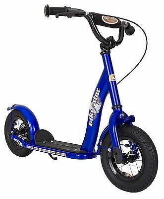 BIKESTAR® Premium Children Push Scooter Kids 5+ | 10s Classic | Adventurous Blue