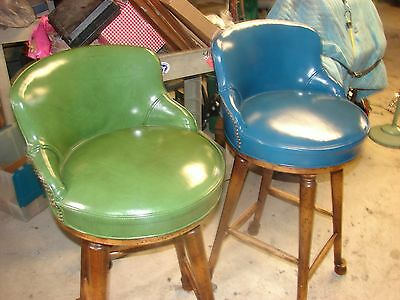 2 Mid Century Barnard & Simonds Chairs L@@k L@@k