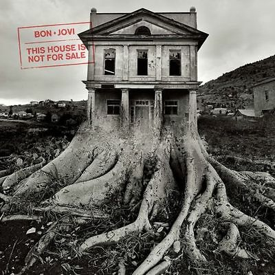 Bon Jovi This House Is Not For Sale - New / Sealed Cd - Uk Stock