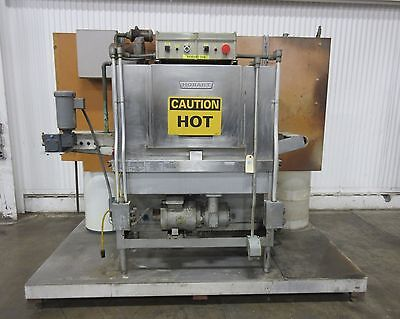HOBART Conveyor/Rack Automatic High Temperature [Dish] Washer - Used - AM15887