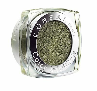 L'Oreal Color Infallible Matte Finish Eye Shadow (009 Permanent Kaki) 3.5g
