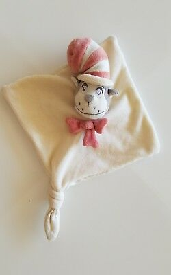 Dr. Seuss Cloth Baby Rattle