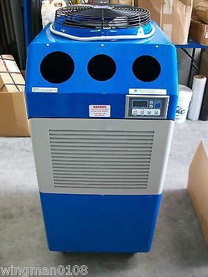 TPI PORTABLE AIR CONDITIONING UNIT MODEL PAC-29 ~ NEW w/DAMAGE