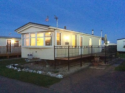 Luxury Caravan to rent Let Skegness Ingoldmells 13th Oct to 20th Oct  Chase Park
