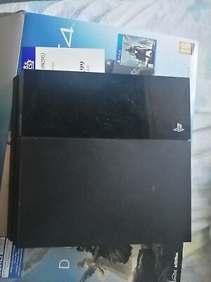 Console Sony Playstation 4 Ps4 500 Gb Gusta
