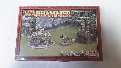Warhammer Fantasy Thorek Ironbrow's Anvil of Doom Miniatures COMPLETE NEW SEALED