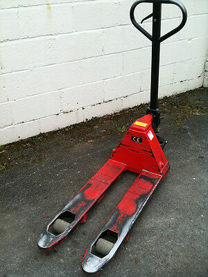 Pallet Truck Tg 2500Kg Great Printers Truck The Best! Free Local Delivery