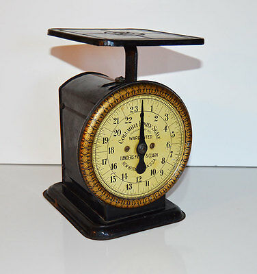 Antique Scale - Columbia Family - by Landers, Frary and Clark