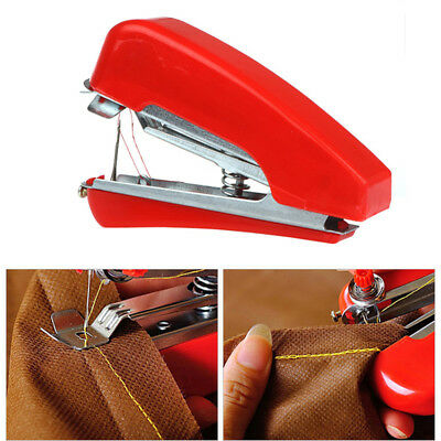 Honana WX-T32 Portable Hand-Held Mini Sewing Machine Clothes Fabric Pocket For D